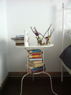 book's table