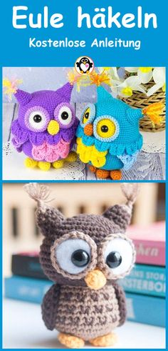 Diy Crochet Patterns, Crochet Hats, Barbie, Free Pattern, Diy And Crafts, Presents, Knitting, Handmade, Colorful Owl