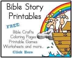 Bible Crafts