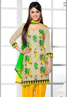 Recently, Designer Patiala Salwar Kameez trends collection 2014 for women has been revealed by Utsav Fashion. New fashion vogue team is very excitedly displaying these Designer Patiala Salwar Kamee...