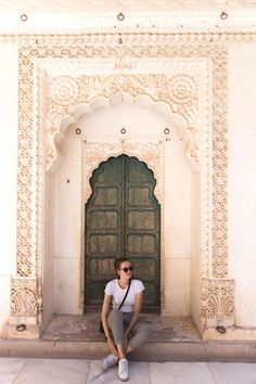 Tegenvaller in Jodhpur: het Mehrangarh Fort Best Places To Vacation, Best Vacations, Vacation Trips, Jaipur Travel, India Travel, Photography Poses, Amazing Photography, Travel Photography, Travel Pose