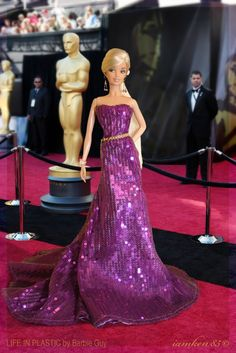 Barbie on the Red Carpet from the Diva Collection.