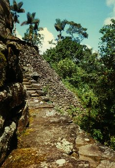 SANTA MARTA, COLOMBIA - Ciudad perdida Tayrona, Sierra nevada Santa Marta, Colombia. Sierra Nevada Santa Marta, Places Around The World, Around The Worlds, Beautiful World, Beautiful Places, Colombian Cities, Visit Colombia, Colombia South America, Lost City