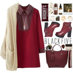 A fashion look from .