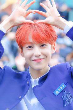 my chery boy:* -khesiaa Lee Dong Wook, Yohan Kim, Produce 101, Tumblr, Mingyu, Kpop Boy, K Pop, New Music, Boy Bands