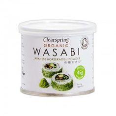WASABI EN POLVO  25GR BIO - CLEARSPRING
