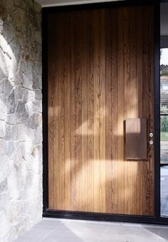 austindesign.com  LOVE LOVE LOVE THIS TIMBER ENTRY DOOR!