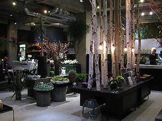 World famous florist Nicolai Bergmann