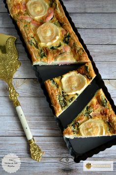 Quiches, Healthy Cooking, Healthy Recipes, Empanadas, Good Food, Yummy Food, Salty Foods, Savory Tart, Brunch Recipes