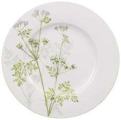 Villeroy & Boch Althea Nova, 10 1/2-InchDinner Plate by Villeroy & Boch. $29.95. Y. Material: porcelain. Dishwasher and microwave safe. 10-1/2-InchDinner Plate. Various botannical designs. Althea Nova botannical in nature, Country in feeling. A range that is both simple and generous in its size, thus forming the ideal base for wide surface décor applications. Overall themes of herbs such as cilantro, sage and lovage.. Save 25% Off!