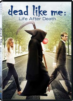 Dead Like Me:  Interestingly enough, I found this show comforting when I was feeling an intense fear of death. It's a quirky show that might not be for everyone.