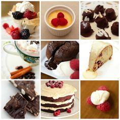 Valentine's Day Desserts from The Organic Kitchen