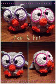 At Hoekkies: Update: Pim, pam & pet