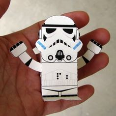 The Imperial Stormtroopers are fictional soldiers from George Lucas' Star Wars universe. Stormtroopers are the personal army of Emperor ...