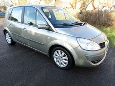 57 2007 RENAULT SCENIC 1.5dCi 106 DYNAMIQUE~IMMACULATE THROUGHOUT~LOW 57KPX SWAP