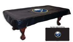 Use this Exclusive coupon code: PINFIVE to receive an additional 5% off the Buffalo Sabres Billiard Table Cover at SportsFansPlus.com