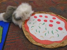 Storytime with Miss Tara and Friends: Pizza Party! Pre-K and Family Storytimes