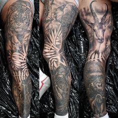 English Uk, Leg Sleeves, Legs, Tattoo, Bridge