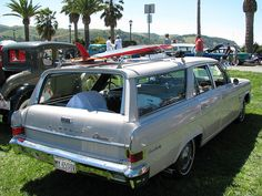 1965 AMC Rambler Station Wagon 'MY 655SUV' 2 by Jack_Snell, via Flickr
