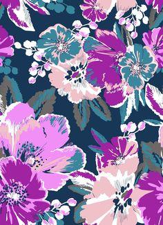 PTI Lavender Moon, Plum Pudding, Blueberry Sky, Enchanted Evening