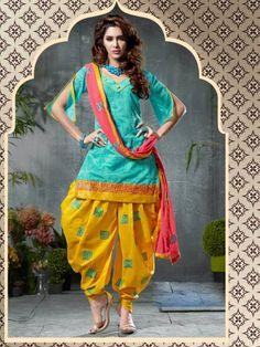 no wait! This is better hahaha  Latest Patiala Salwar Kurti Punjabi Dress Designs 2014
