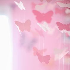 Google Image Result for http://www.babylifestyles.com/images/nursery/pink-purple-butterfly-baby-girl-nursery/pink-butterfly-baby-girl-nursery-floating-butterfly-mobile-over-crib1.jpg