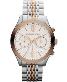 MICHAEL KORS Brookton Chronograph Stainless Steel Bracelet Μοντέλο: MK5763 Τιμή: 331€ http://www.oroloi.gr/product_info.php?products_id=32583