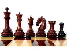 Fire and Ice Painted Wooden Chess Pieces Weighted chessmen wood set Extra queens Chess Pieces, Modern Chess Set, Wood Chess Board, Ice Painting, Chess Table, Fire And Ice, Room Accessories, Wood Turning, Chess Sets