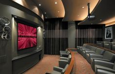 52 Best Theater Room Images On Pinterest At Home Movie Theater