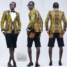 Its African inspired. ~African fashion, Ankara, kitenge, African women dresses, African prints, African men's fashion, Nigerian style, Ghanaian fashion ~DKK