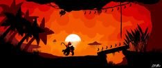 Donkey Kong Country Returns by OmaruIndustries.deviantart.com on @DeviantArt