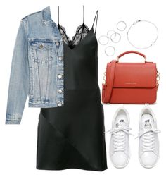 """""""Untitled #4117"""" by theeuropeancloset on Polyvore featuring Anine Bing, Fleur du Mal, CHARLES & KEITH, Frame and Astley Clarke"""