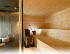 Avanto Architects, Expo Sauna Kyly, in the Finnish pavilion at the Shanghai Expo