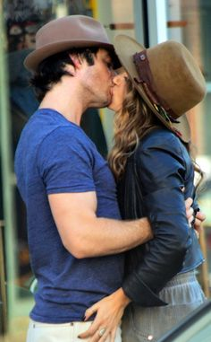 Ian Somerhalder Defends Compassionate and Beautiful Nikki Reed Against Mean Instagram Trolls | E! Online Mobile
