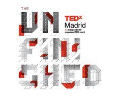 TEDx Madrid on Typography Served