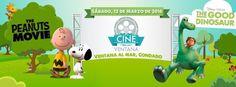 Cine en la Ventana: Marzo 2016 #sondeaquipr #cineenlaventana #ventanaalmar #condado #sanjuan #paralosninos