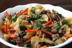 Kusina Master Recipes: Egg Roll In A Bowl
