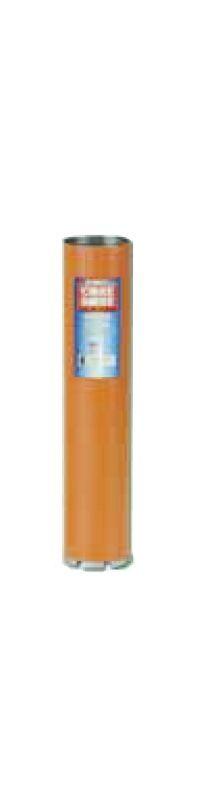 "Diamond Products 05252 Heavy Duty Orange 2-1/2"" Threaded Core Bit with .187"" Seg Drilling Accessories Masonry Drilling Diamond Coring Bits"