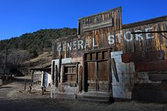 Mogollon, New Mexico - Ghost Town ... founded in the 1870s by a U.S. Cavalry scout named James Cooney. He discovered gold while on a scouting mission but kept his find a secret until he mustered out of the army in 1876.