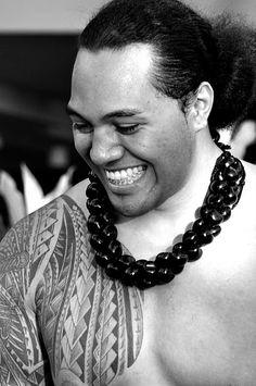 Samoan man