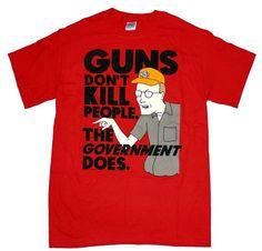 Guns vs. Government
