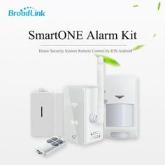 จัดเลย  Original Broadlink S1C Smartone Kit Home Automation Security AlarmSystem with Remote - intl  ราคาเพียง  1,395 บาท  เท่านั้น คุณสมบัติ มีดังนี้ This cost-effective kit comes with 4 components: The SmartONE,a door sensor, a motion sensor (PIR) and a key fob remote.Connected with these smart sensors, SmartONE will pushnotifications to keep you informed on whats happening when yourenot around - depending on what youve programmed it to monitor. theS1c supports a maximum of 16 sensors…