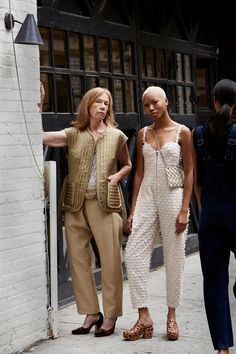 Rachel Comey Spring 2017 Ready-to-Wear Fashion Show