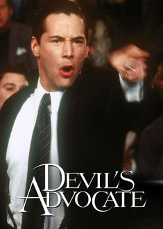 """Check out """"The Devil's Advocate"""" on Netflix"""