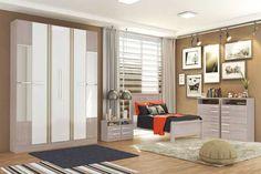 Para garantir ainda mais praticidade e economia na decoração da sua casa aposte nos kits de ambientes completos.