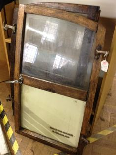 Old Morris minor back doors AKA great lid to cold frame for gardening?