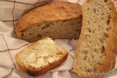 Rapeakuorinen helppo leipä - Vaniljapullan keittiössä - Vuodatus.net Savoury Baking, Banana Bread, Sweet, Desserts, Recipes, Food, Candy, Tailgate Desserts, Deserts
