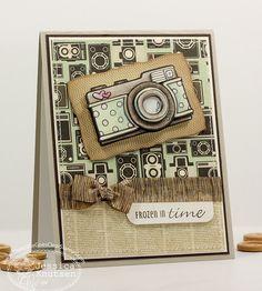 Vintage cameras. Created by Jessica Knutsen!