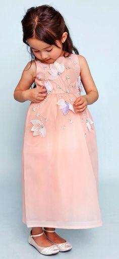 New Season: Dorian Ho Haute Couture Baby Dior, Kind Mode, Boy Fashion, Personal Style, Kids Outfits, Vogue, High Neck Dress, Seasons, Summer Dresses