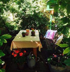 Garden Table Decorations, Boho, Garden, Instagram Posts, Home Decor, Farmhouse, Garten, Decoration Home, Room Decor